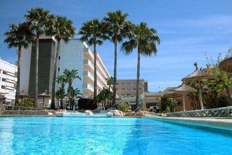 Piscine - Partie Pionero - Pionero Santa Ponsa Park Hôtel Pionero Santa Ponsa Park3* Majorque (palma) Baleares