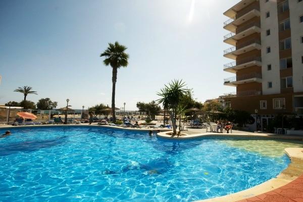 Piscine - Playa Moreia Hôtel Playa Moreia3* Majorque (palma) Baleares