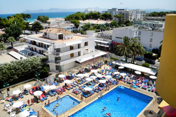 Piscine - Roc Continental Hôtel Roc Continental3* Majorque (palma) Baleares