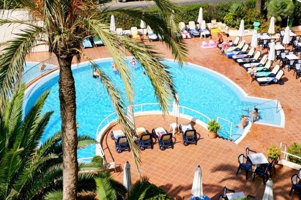 piscine de l'hôtel - Som Siurell Hotel Som Siurell3* Majorque (palma) Baleares