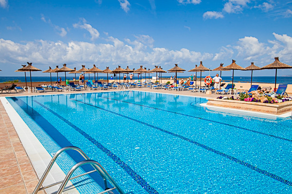 THB Sur Mallorca - piscine - THB Sur Mallorca Hôtel THB Sur Mallorca4* Majorque (palma) Baleares