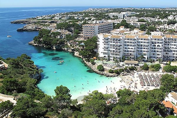 Plage - Barcelo Ponent Playa Hôtel Barcelo Ponent Playa3* Majorque (palma) Baleares