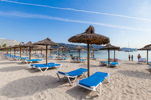 Baleares-Majorque (palma), Hôtel Fergus Bermudas 4*