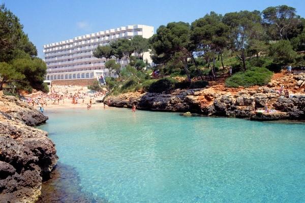 Plage - Marina Corfu Hotel Marina Corfu3* Majorque (palma) Baleares