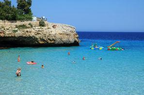 Baleares - Majorque (palma), Hôtel Maxi Club Eurocalas - Situé à Calas de Mallorca