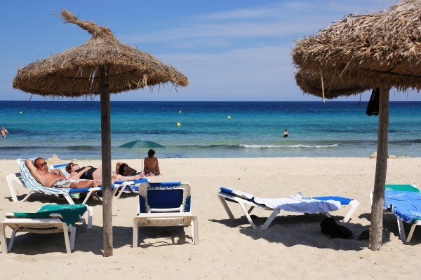 plage - Morito Hôtel Morito3* Majorque (palma) Baleares