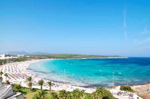 Baleares-Majorque (palma), Hôtel Palia Sa Coma Playa vue mer 3*