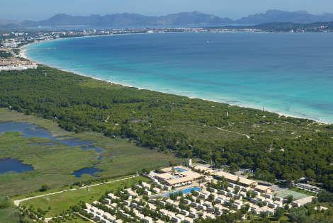 Vue aérienne - Blue Bay Resort Hôtel Blue Bay Resort3* Majorque (palma) Baleares
