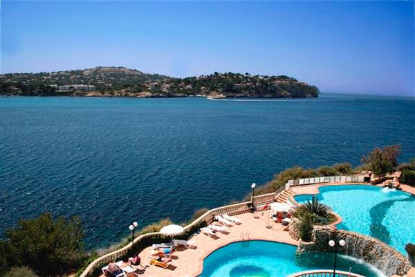 Vue panoramique - D'Or Punta Del Mar Hôtel D'Or Punta Del Mar3* Majorque (palma) Baleares