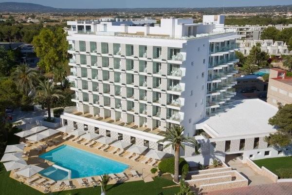 vue panoramique - hm balanguera beach Hôtel hm balanguera beach4* Majorque (palma) Baleares