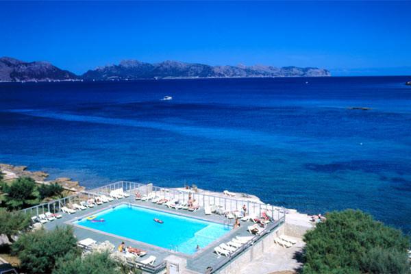 Vue panoramique - More Hôtel More3* Majorque (palma) Baleares