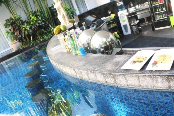 bar piscine - Eden Kuta Hôtel Eden Kuta4* Denpasar Bali