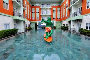 Bali-Denpasar, Hôtel Harris & Residences Riverview Kuta 3* sup