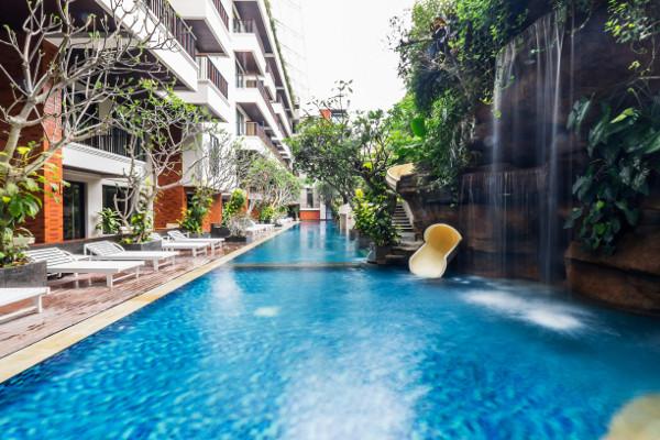 Jambuluwuk Oceano Seminyak - Jambuluwuk Oceano Seminyak Hotel Jambuluwuk Oceano Seminyak4* Denpasar Bali