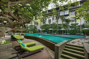 Bali-Denpasar, Hôtel Mercure Legian 4*