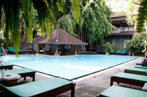 Bali - Denpasar, Hôtel Puri Bambu
