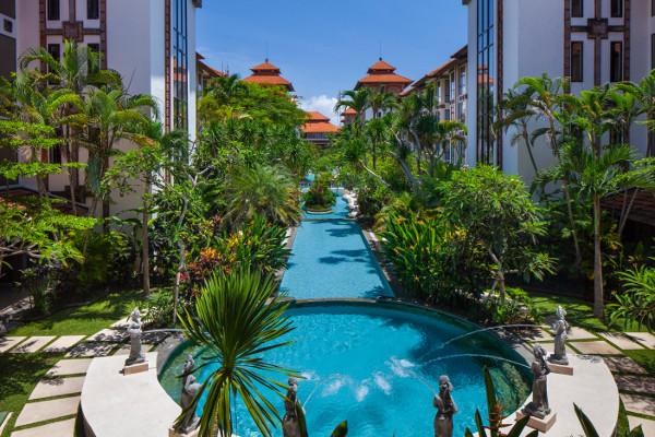 Piscine - Sanur Paradise Plaza Hotel Hôtel Sanur Paradise Plaza Hotel4* Denpasar Bali