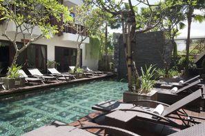 Bali-Denpasar, Hôtel Sense Hotel Seminyak 4*