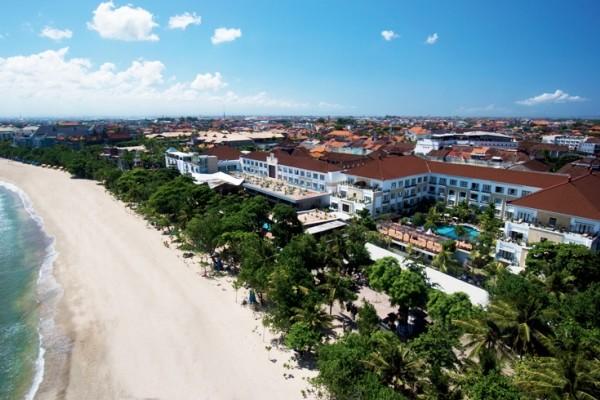 Vue panoramique - Grand Inna Kuta Hotel Grand Inna Kuta4* Denpasar Bali