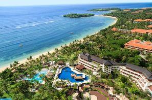 Bali-Denpasar, Hôtel Nusa Dua Beach Hotel & Spa 4* sup
