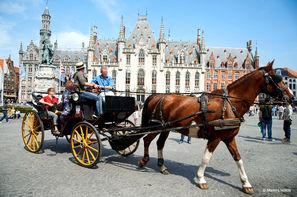 Belgique - Bruges, Hôtel Martin's Brugge - En Thalys