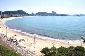 Bresil-Rio, Hôtel Golden Tulip Rio Copacabana 4*