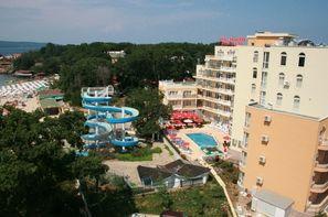Bulgarie-Burgas, Hôtel Princess Residence 4*