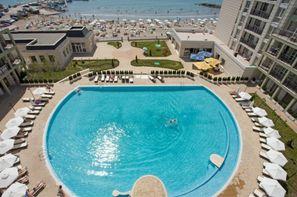 Bulgarie-Burgas, Hôtel Festa Pomorie 4*