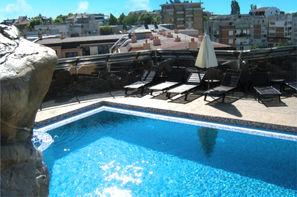 Bulgarie-Burgas, Hôtel Marieta Palace 4*