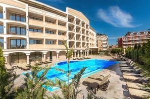 Bulgarie-Burgas, Hôtel Siena Palace 4*