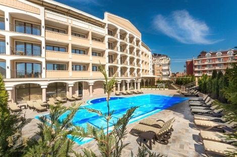 photo hotel sol nessebar palace
