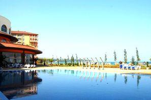 Bulgarie-Burgas, Hôtel Sol Luna Bay Resort 4*