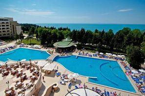 Bulgarie-Burgas, Hôtel Sol Nessebar Palace 5*