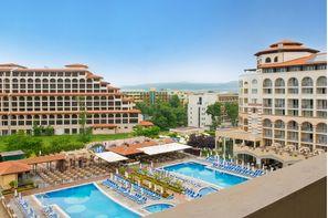 Bulgarie-Burgas, Hôtel Iberostar Sunny Beach Resort 4*