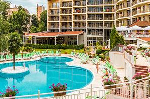 Bulgarie-Varna, Hôtel Smartline Madara 4*