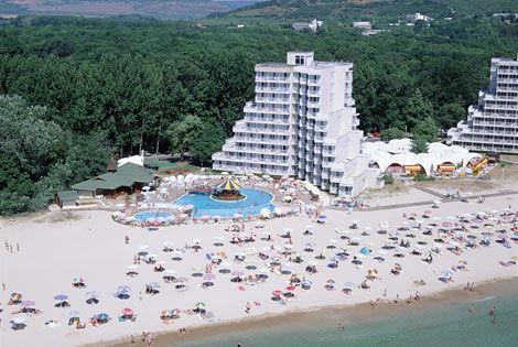 Vue panoramique - Nona / Elitsa Hôtel Nona / Elitsa3* Varna Bulgarie