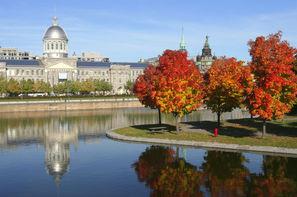 Canada-Montreal, Hôtel Week end à Montréal 3*