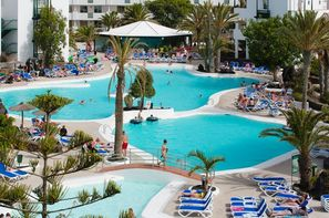 Canaries-Arrecife, Hôtel SUNEOCLUB El Trebol 3*