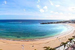 Canaries-Arrecife, Hôtel Diamar 3*