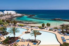 Canaries-Arrecife, Hôtel Hôtel Gran Teguise Playa 4*