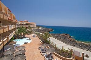 Canaries-Fuerteventura, Hôtel Dorado Suite 3*