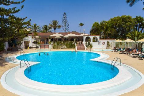 photo parque tropical hotel gran canaria