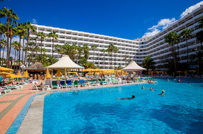 Canaries-Grande Canarie, Hôtel Eugenia Victoria - Playa del Inglés 3*