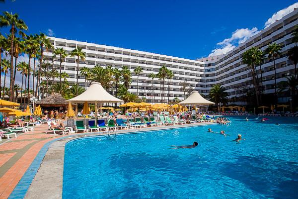 Piscine - Eugenia Victoria - Playa del Inglés Hôtel Eugenia Victoria - Playa del Inglés3* Grande Canarie Canaries
