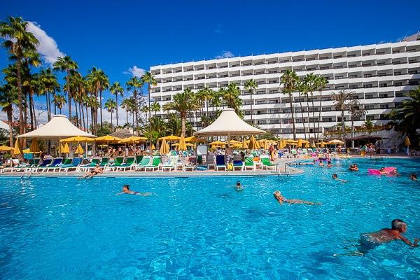 hotel eugenia victoria playa del ingles grande canarie