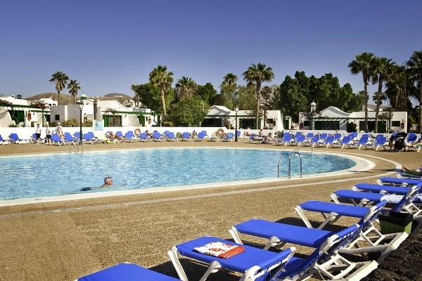 Piscine - Hyde Park Lane Hôtel Hyde Park Lane3* Lanzarote Canaries