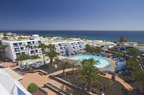 Canaries-Lanzarote, Hôtel Los Hibiscos 2*