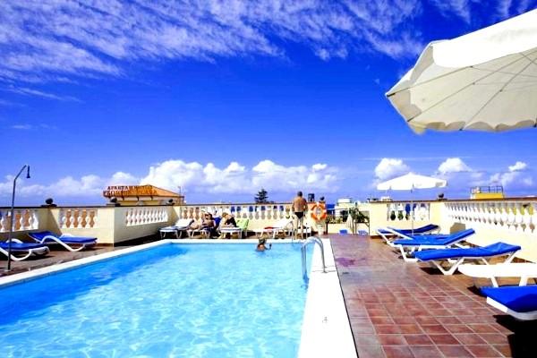 Piscine - Apartamentos Be Smart Florida Plaza Hotel Apartamentos Be Smart Florida Plaza2* Tenerife Canaries