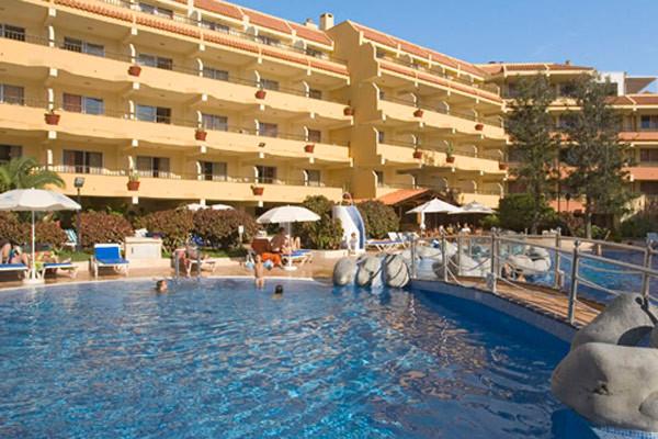 Hotel hovima jardin caleta costa adeje canaries for Jardin caleta tenerife sur