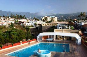 Canaries-Tenerife, Hôtel La Perla 3*